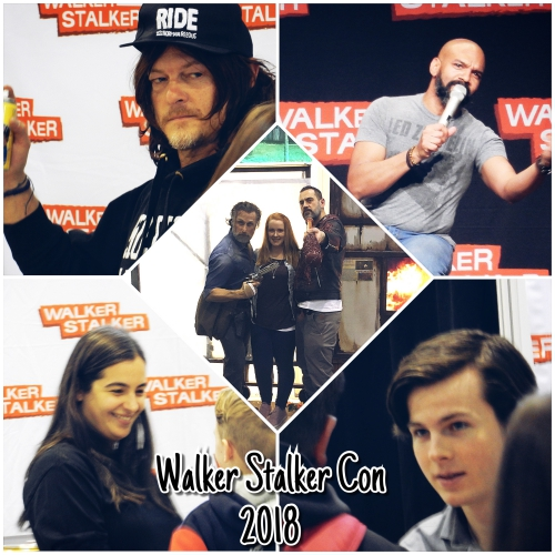 Walker Stalker Con in Mannheim 2018
