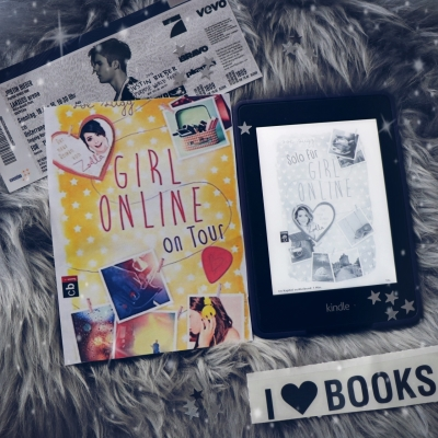 Buch-Rezension: Girl Online on Tour (Band 2)