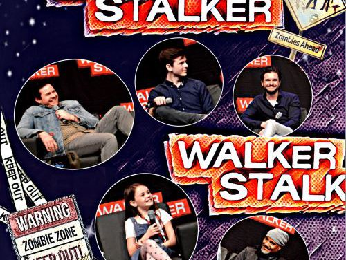 Walker Stalker Con 2019 in Berlin