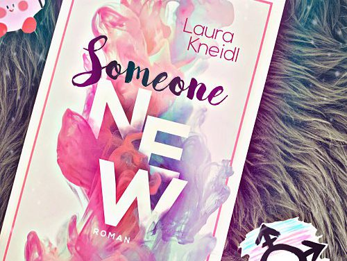 Buch-Rezension: Someone New